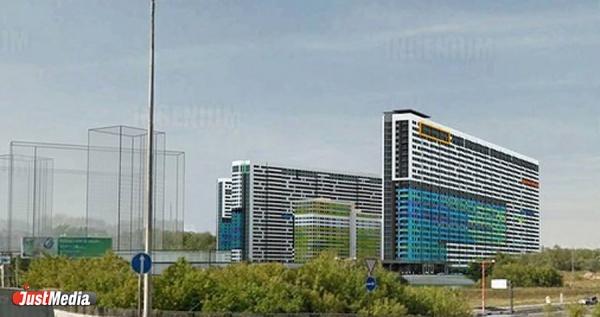 На берегу Исети вырастет жилой комплекс «Барселона» с новым классом жилья и неординарным общественным объектом