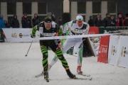 Прокатились на лыжах из Европы в Азию. В Екатеринбурге состоялся крупнейший лыжный марафон области