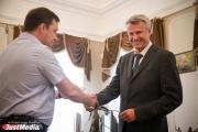 Холманских не смог помирить Куйвашева и Носова: «Никаких практических результатов встреча не принесла»