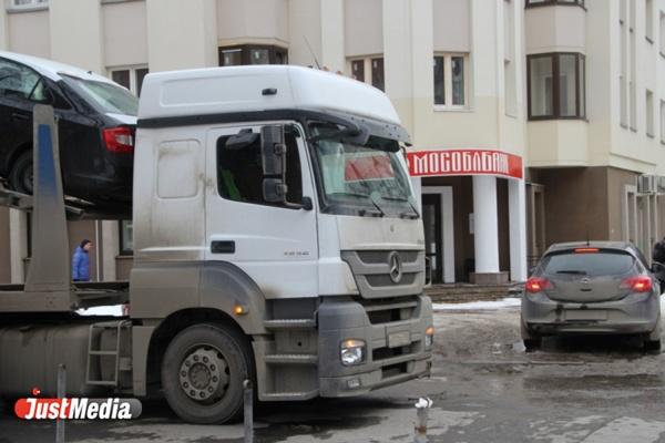 Международные автоперевозчики Урала оказались на пороге отраслевого кризиса из-за новых экономических реалий