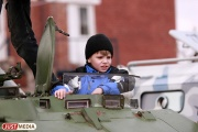 Самолетов не будет, танки под вопросом. Мэрия Екатеринбурга пытается убедить ЦВО в необходимости выставки военной техники 9 мая