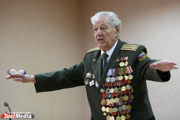 Ветерана-летчика Ивана Баранникова в годы войны от гибели спасла обычная простуда