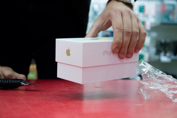 В Екатеринбурге стартовали продажи новых iPhone