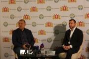 «В Лиге Европы мы выступать пока не готовы» . Президент и главный тренер  «Урала» подвели итоги первого круга чемпионата России