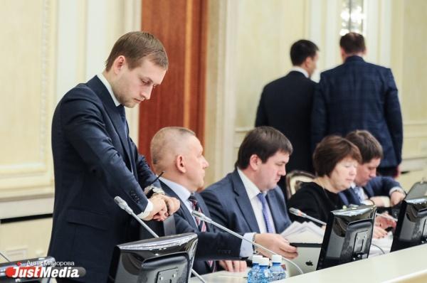 «Фонд стал работать с середины года». Куйвашев пытался оправдать провальную работу Караваева