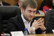Виноваты все, кроме Караваева. Опальный чиновник отчитался перед депутатами Екатеринбурга