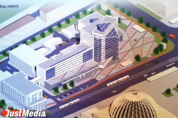 Медиафасад, амфитеатр и балкон-сцена для музыкальных выступлений. Градсовет одобрил проект нового корпуса УрГЭУ