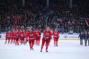 Чудо не произошло: «Автомобилист» уступил «Металлургу» в шестом матче серии плей-офф