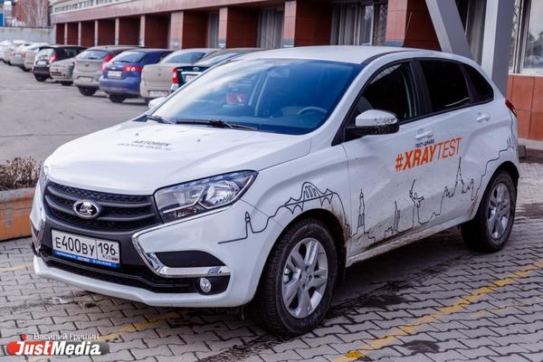 Цепной двигатель Nissan, неубиваемая подвеска и стильный дизайн: JustMedia.ru протестировал новую LADA XRAY. ТЕСТ-ДРАЙВ