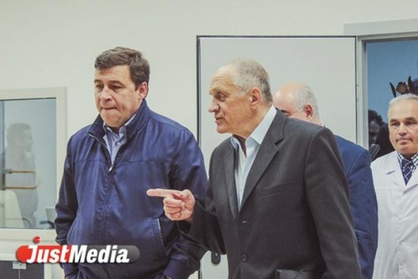 Куйвашев не стал просить у Путина денег на строительство второй очереди госпиталя Тетюхина. ДОКУМЕНТЫ