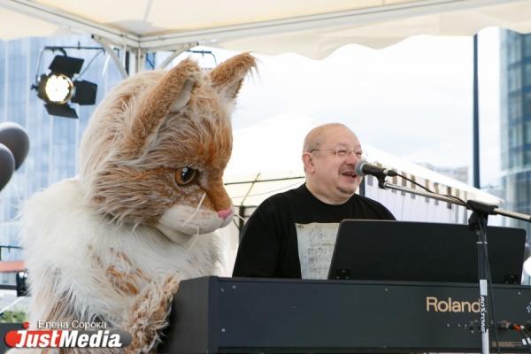 Александр Пантыкин изобрел новый музыкальный жанр - «Бред композитора»