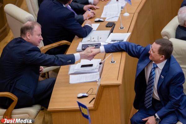 «Муниципалитеты будут автономными». Свердловские единороссы наметили план очередной «пятилетки» в заксо