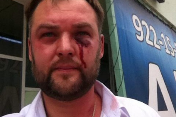 Агрессивные сотрудники автосервиса могут лишить юриста Волкова мандата депутата заксо