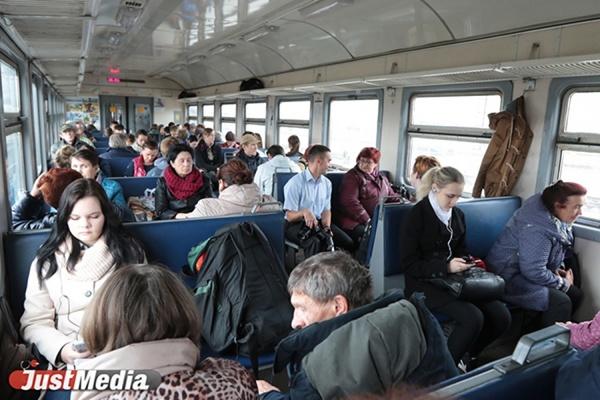 На Свердловской железной дороге появился «Вагон безопасности»
