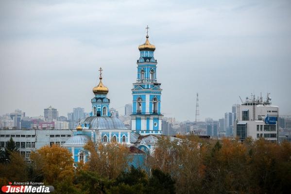 Пятнадцать церквей в радиусе трех километров. Ищем альтернативу Храму-на-воде