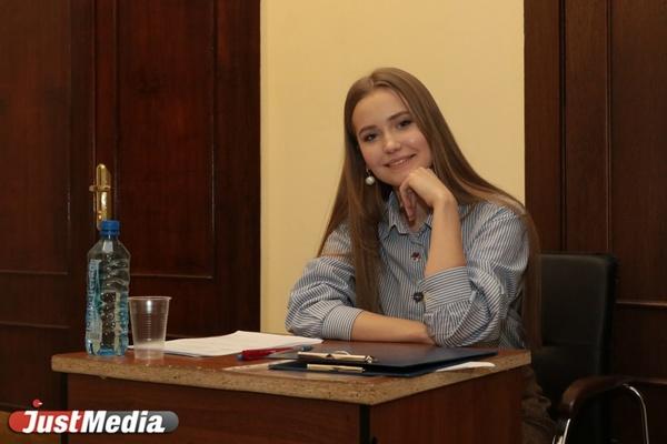 Мисс-Екатеринбург-2016 Елизавета Аниховская – об общественных приемах Ройзмана: «Мне сложно с ними работать»