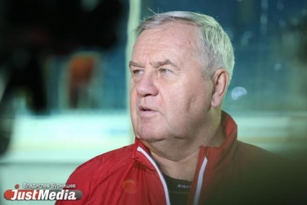 Владимир Крикунов: «Знакомясь с командой я сказал ребятам: давайте будем работать!»