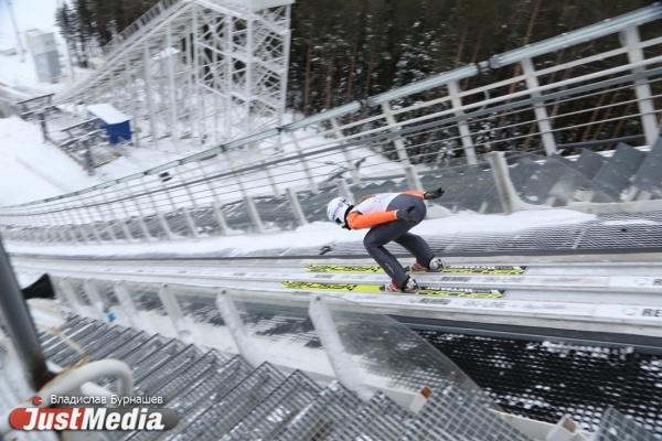 «Дома рассчитываем только на победу». Женская сборная России по прыжкам с трамплина готовится к этапу Кубка мира в Нижнем Тагиле