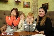 Уральская семья прячется в Реже от службы опеки Крымска, которая пытается забрать у них троих детей. ЭКСКЛЮЗИВ