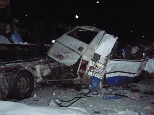 Водителя разбившегося автобуса сдетьми забрали из клиники надопрос
