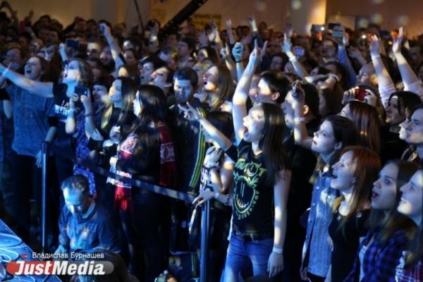 «Современная музыка стала более агрессивная». Более 5 тысяч человек посетили «Старый Новый Рок»