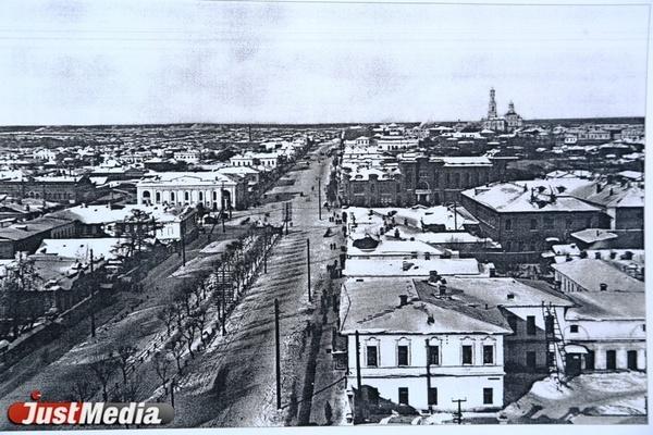 Вознесенский проспект. Зима 1918-1919 годов, частный архив