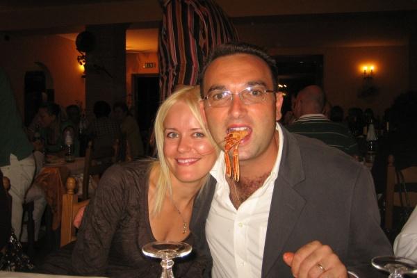знакомства с испанцами и итальянцами