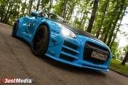 «Только диски обошлись в 950 тысяч». Уралец потратил несколько миллионов рублей, чтобы восстановить Nissan GT-R после ДТП. ФОТО