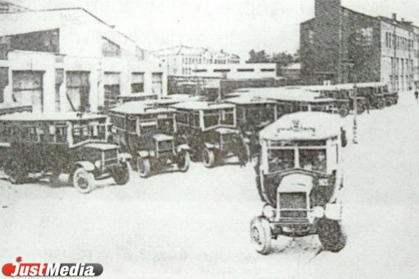 Срывали постройку Уралмашстроя и провоцировали драки. Как свердловские автобусы работали до войны в СПЕЦПРОЕКТе «Е-транспорт»