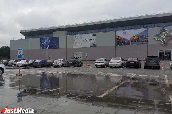 ИННОПРОМ-2017. Как выглядит международная промышленная выставка за 4 дня до визита Путина. ФОТО