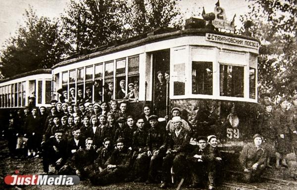 Таскали многотонные трамваи и падали в обморок от голода и недосыпания. О работе свердловского трамвая в годы войны в спецпроекте «Е-транспорт»