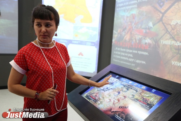 3d-Рюрик и полуторамесячные экскурсии. Екатеринбуржцы смогут изучить историю России в суперсовременном формате. ФОТО, ВИДЕО