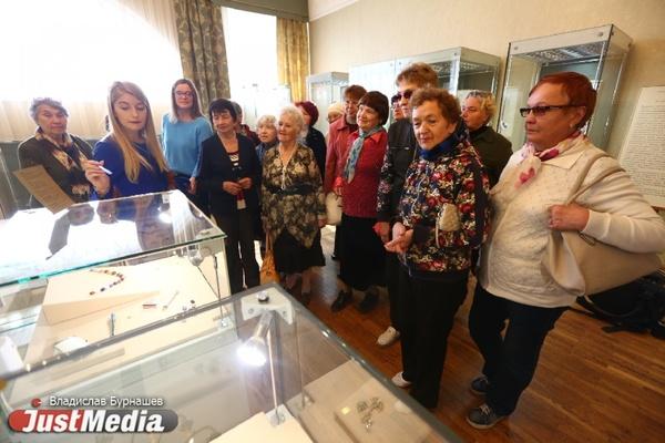 Ювелирные шедевры Фаберже и Денисова-Уральского оценили более десяти тысяч уральцев, иностранцев и гостей ИННОПРОМа