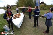 По мотивам «Каравеллы». В свердловском селе XVII века школьники строят яхты. СПЕЦПРОЕКТ
