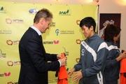 В клубе настольного тенниса «УГМК» новичок из Японии. В Верхней Пышме презентовали состав команды на юбилейный сезон 2017/18