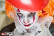 Белые ходоки и Оно уже близко. Топ образов на Хэллоуин от художника с участием JustMedia.ru. ФОТО И ВИДЕО