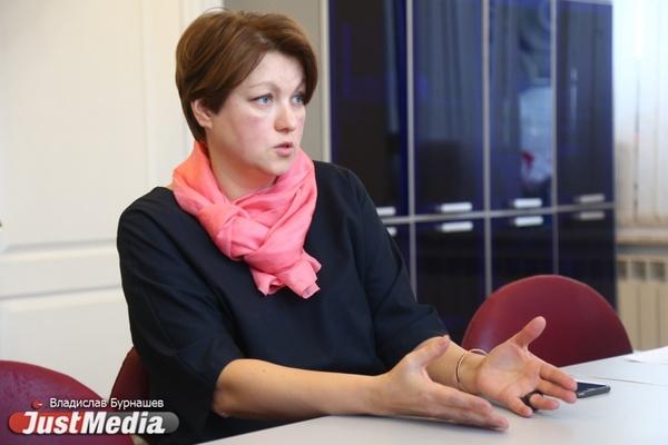 Екатерина Сибирцева о будущем образования в Екатеринбурге: «Следующий год станет поворотным». ИНТЕРВЬЮ