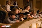 Последний день новогодних каникул оперный театр отпраздновал спектаклем «Морозко»