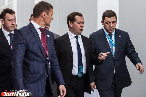 Новый статус ИННОПРОМа, ЭКСПО-2025 и крупнейшая в мире ВСМ. Чем выгодно Свердловской области назначение Медведева премьером