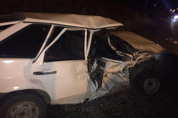 Пьяная автоледи сребенком-пассажиром спровоцировала серьезное ДТП вКарпинске
