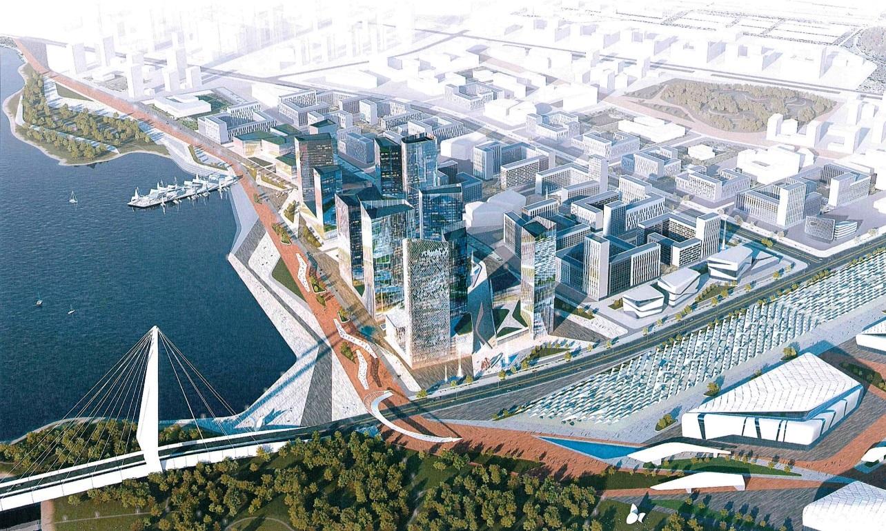 Градостроительный совет отвергнул концепцию застройки ВИЗа наместе Expo park