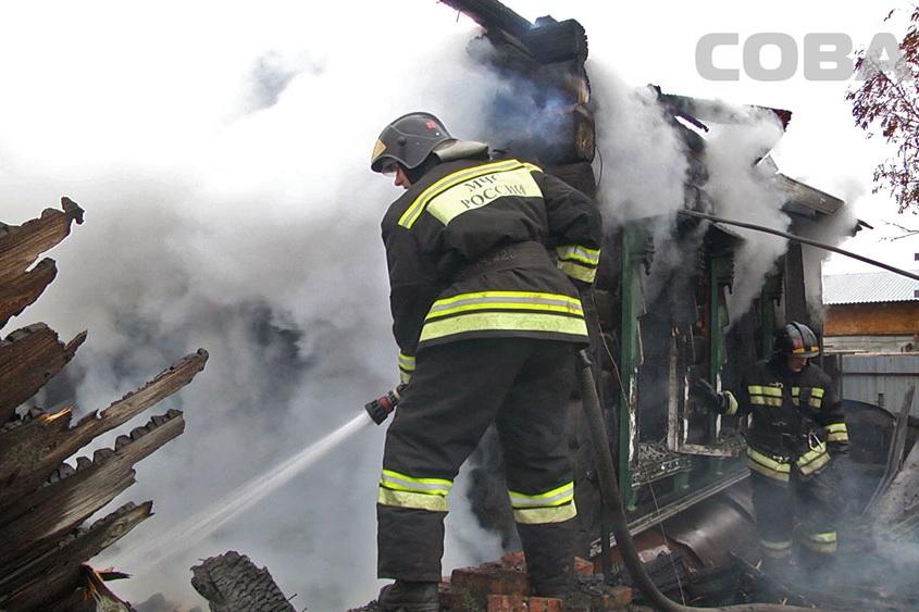 Всгоревшем доме вГорном Щите найден труп