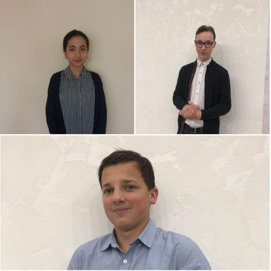 Ученица екатеринбургской школы для мигрантов выиграла на всероссийском конкурсе путевку в Артек