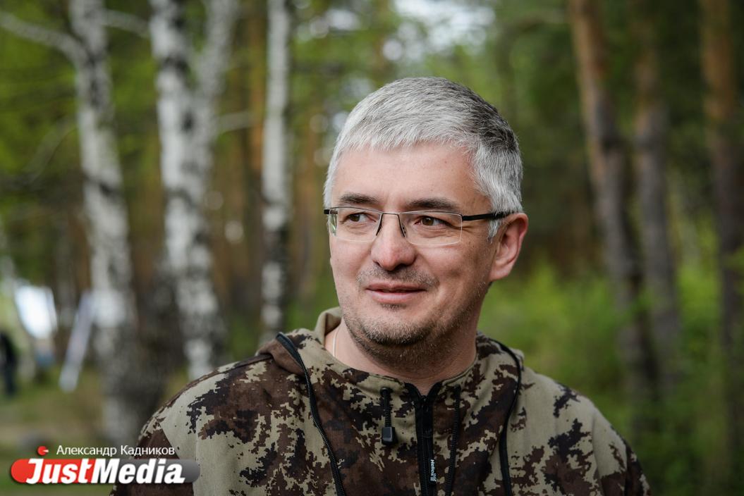 Директор Шарташского лесопарка Артур Зиганшин: «Никто из участников конкурса не изъявил желания работать у меня»