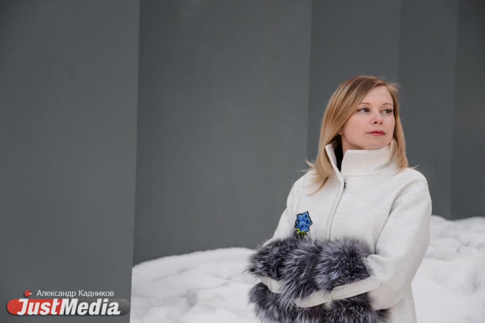 Юлия Вершецкая, советник министра: «Люблю зиму теплую и снежную». Но в Екатеринбурге сегодня морозно, ветрено и без осадков. ФОТО, ВИДЕО