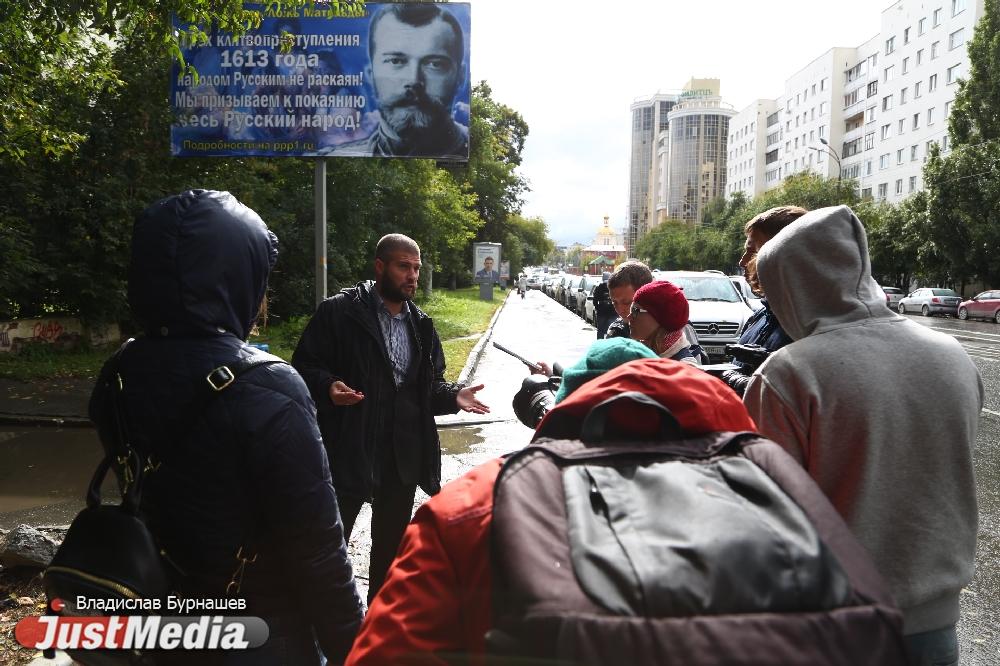 Сергий Алиев считает сегодняшний предпоказ «Матильды» на Дальнем Востоке провокацией