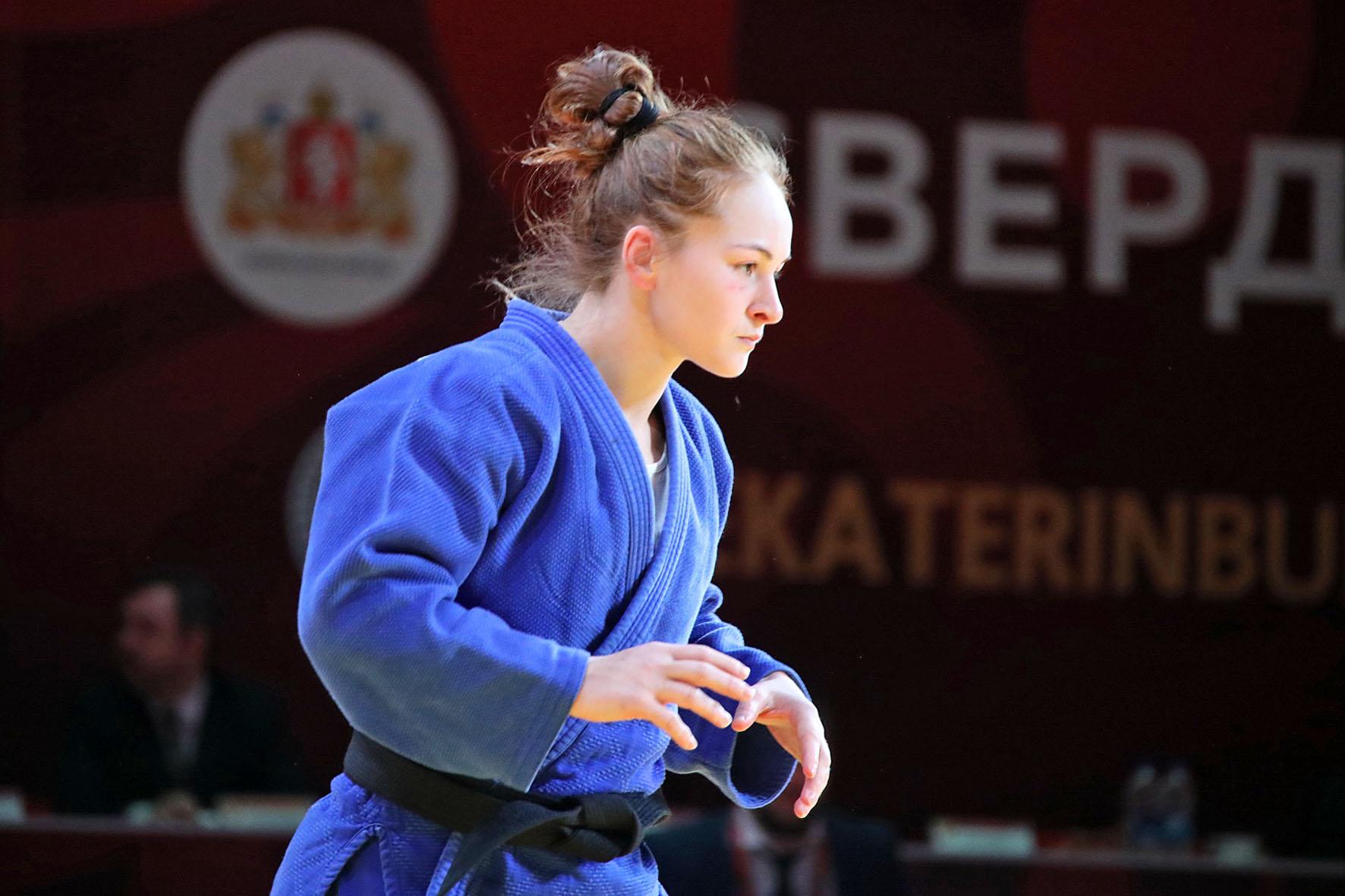 В Екатеринбурге участники международного турнира по дзюдо «Большой шлем» разыграли 154 тысячи долларов