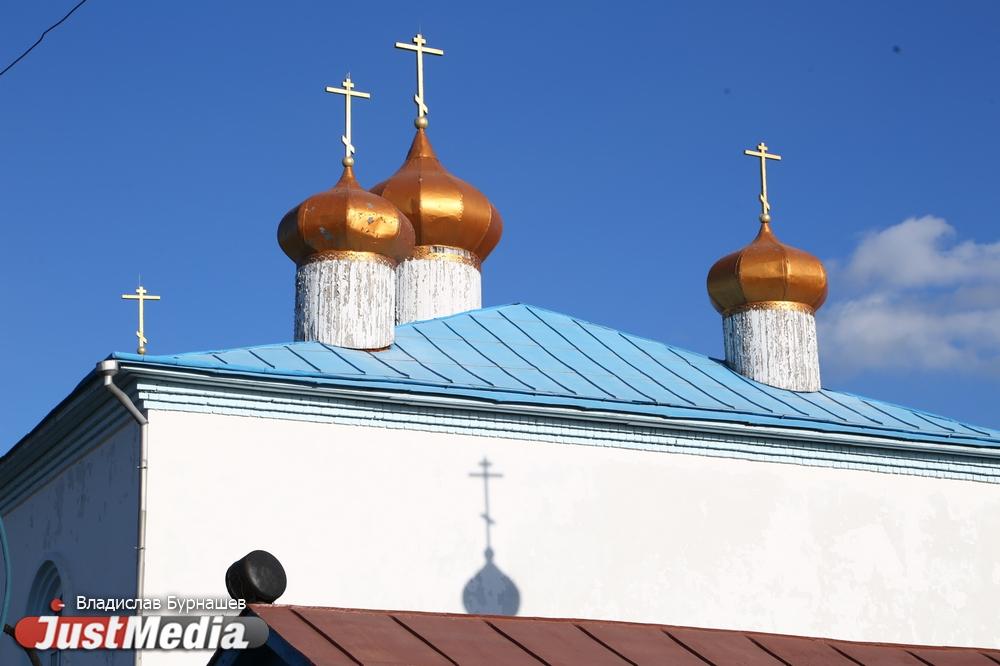 Церковь, мечеть, руины собора и столетняя башня. Путешествуем по Серову с JUSTTRIP. ФОТО