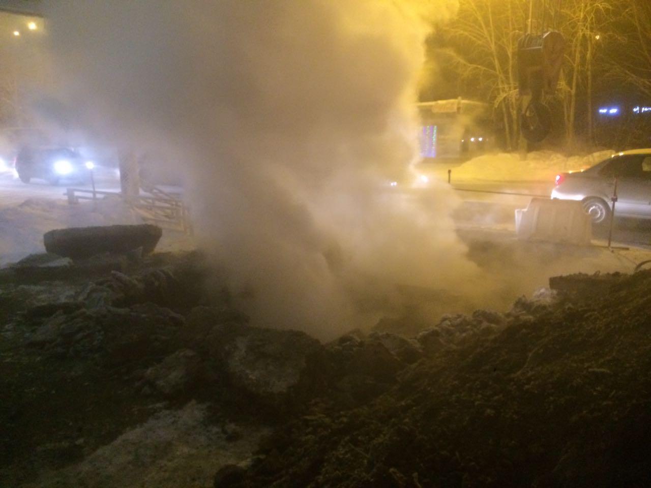Мороз минус 33: вЕкатеринбурге 20 домов лишились тепла