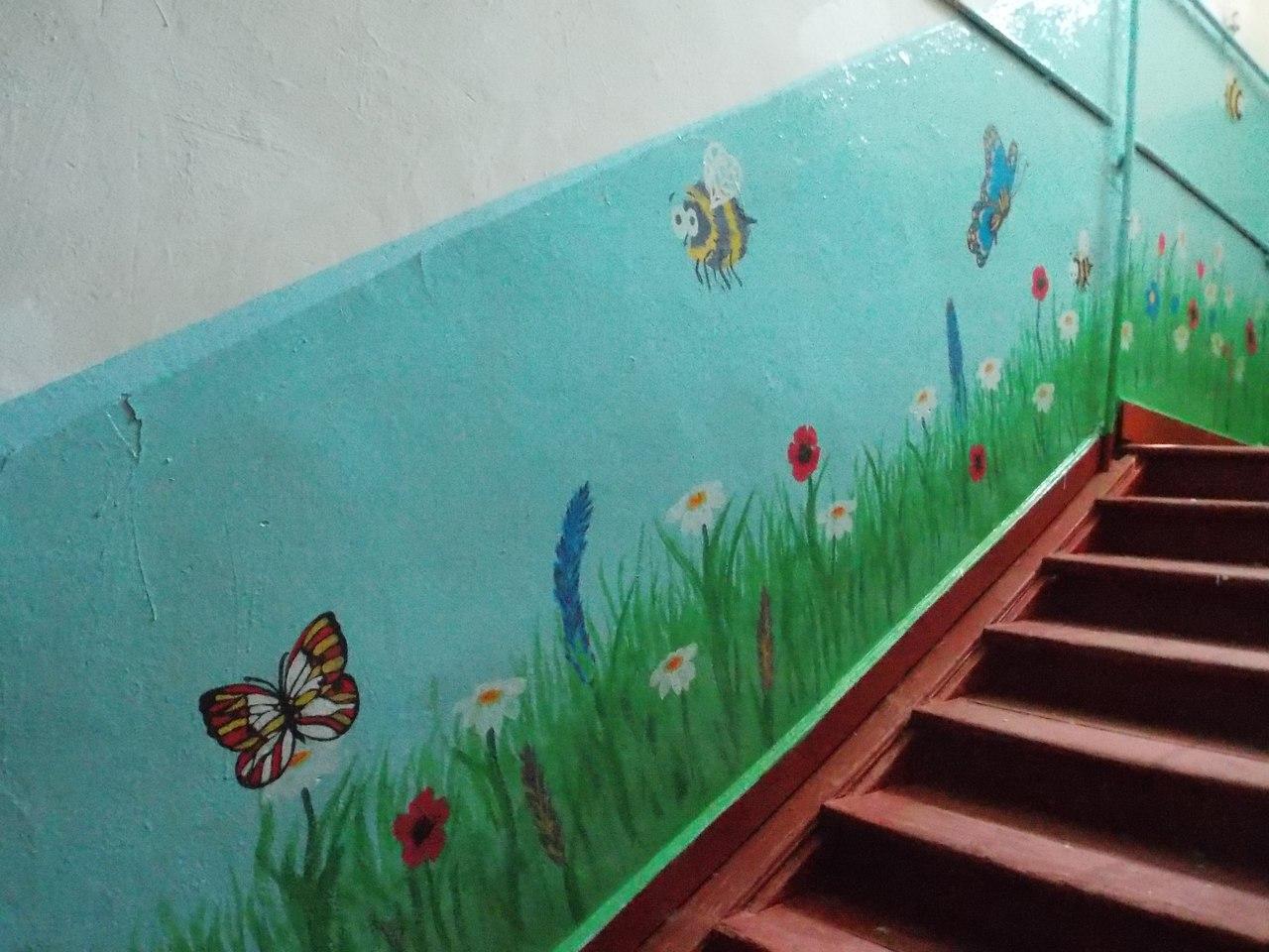 Декор стен 2